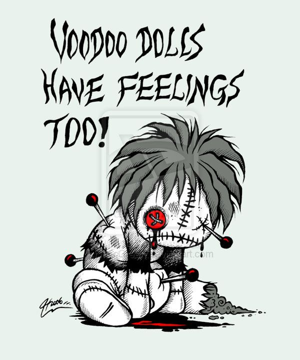 For them days when you feel like a voodoo doll    | Tattoo | Voodoo