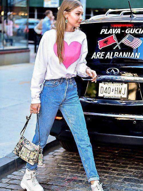 DAS sind die angesagtesten Jeans-Trends für 2018 / 2019 ...