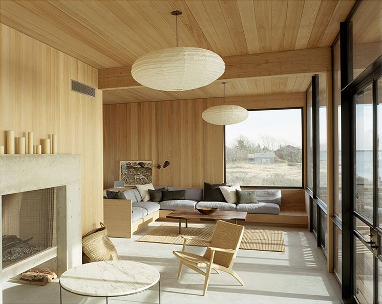 // Shelter Island by Tamarkin Co Architects