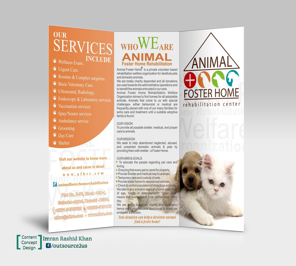 AFHRV Brochure (inside)