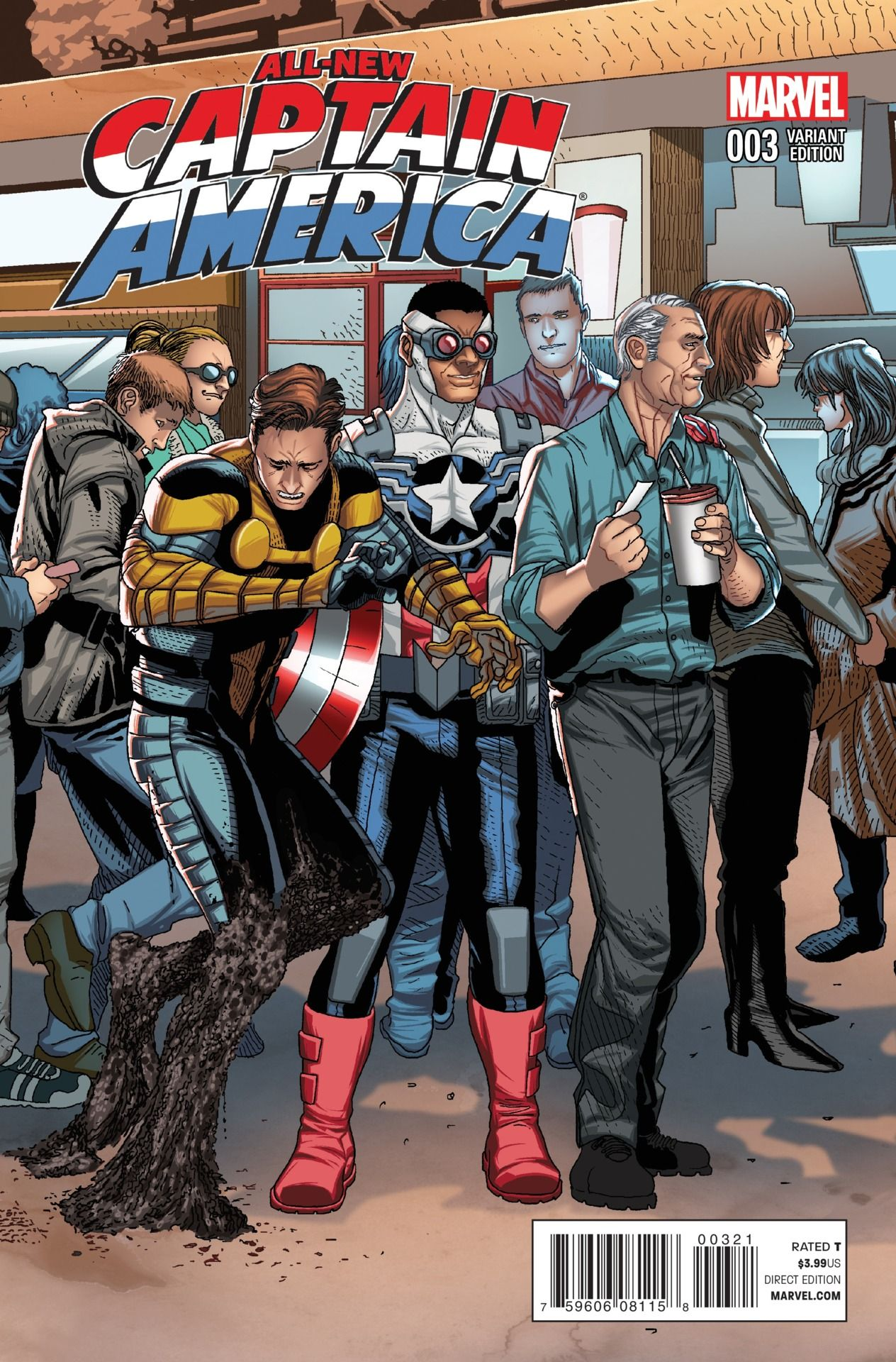 preview: all new captain america #3 - comic vine | snikt! | marvel