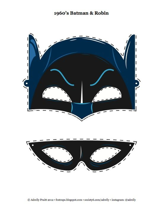 Robin mask 1960s insp kids batman robin mask i designed robin mask 1960s insp kids batman robin mask i designed this for pronofoot35fo Choice Image
