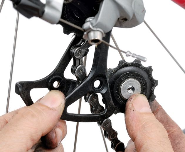 Workshop Top Tips For The Road Bike Home Mechanic Bicycle