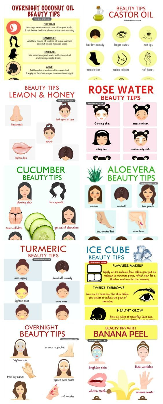 Natural #beauty tips  Overnight beauty, Natural beauty tips