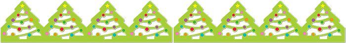 Holiday+Trees+Jumbo+Stencil-Cut+Borders