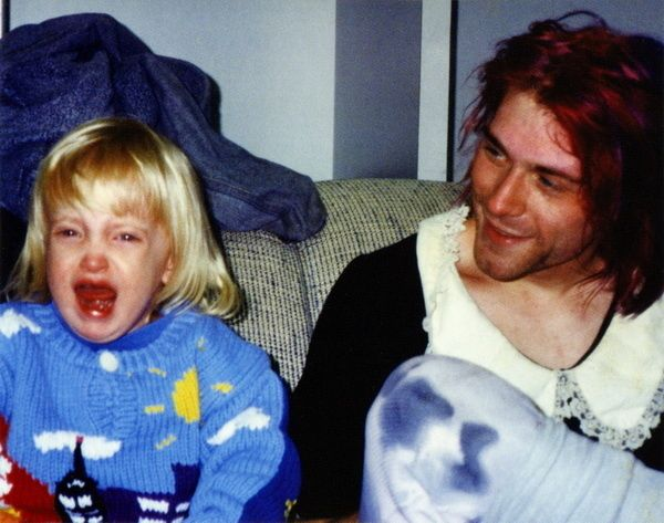 Community Post: 28 Rare Pictures Of Kurt Cobain