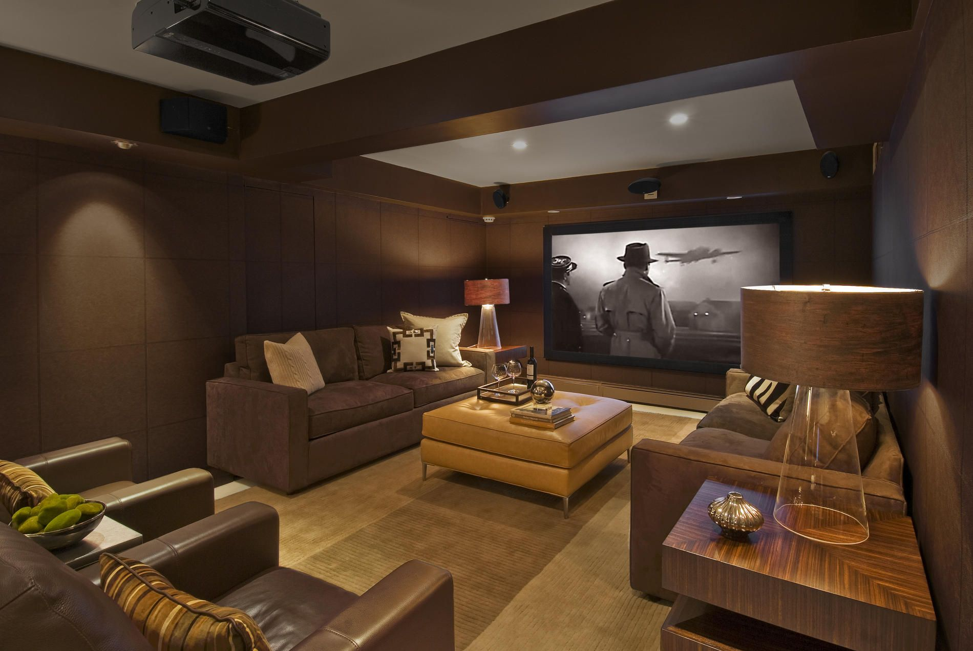 Family Room Media Room Colors Small Media Rooms Home