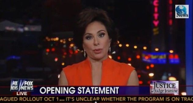 Really. All Judge jeanine pirro breasts authoritative point