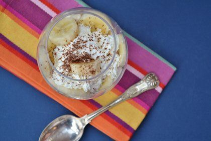 Lower calorie Banoffee Pie for the 5:2 Diet - at 253 calories this is half your intake for a fasting day- but is it worth it?