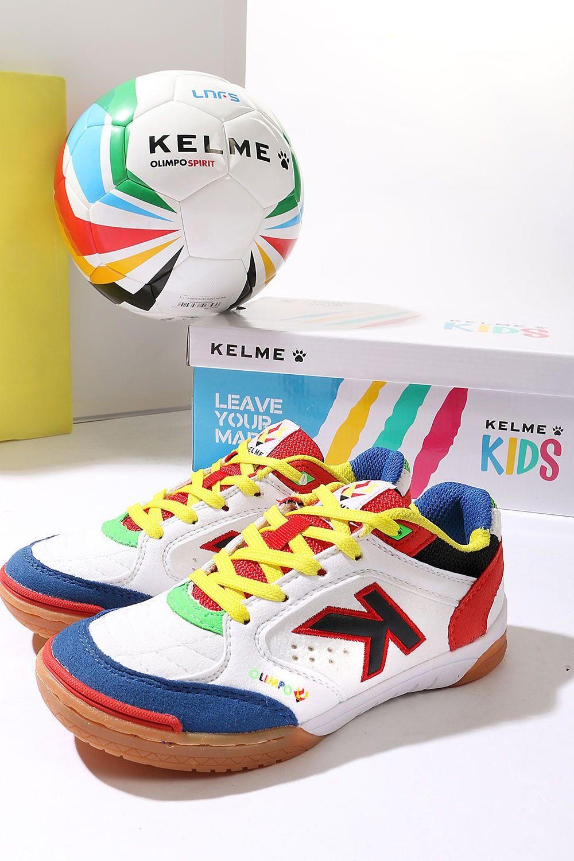 Las zapatillas de fútbol con velcro son la opción más cómoda