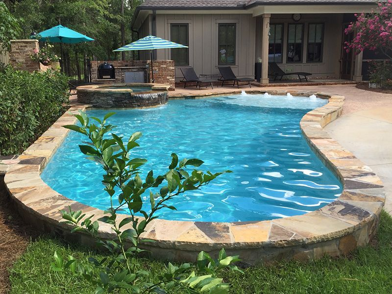 Residential Pools (With images) | Residential pool, Pool ...