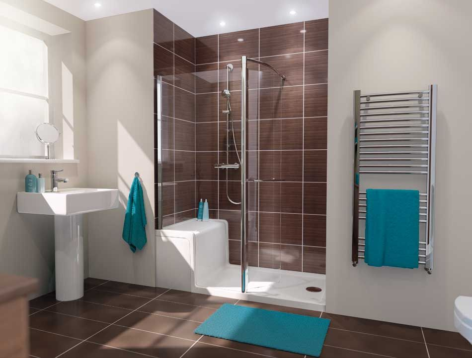 Walk-in showers and baths at this site | Home - Chez Nous ...