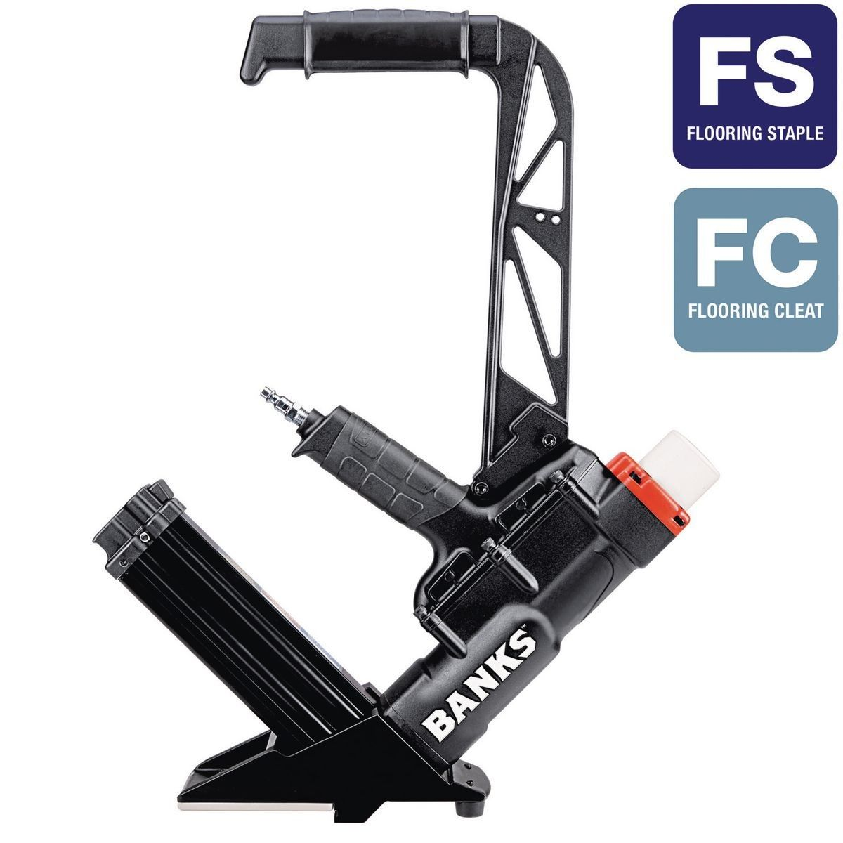 2 In 1 Flooring Air Nailer Stapler Air Nailer Nailer Flooring