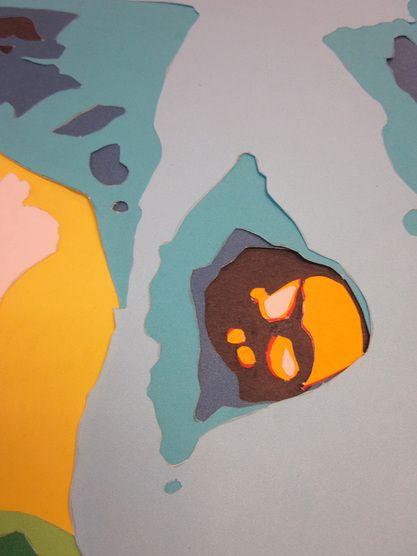 Student Work - Blind Brook High School Art Gallery