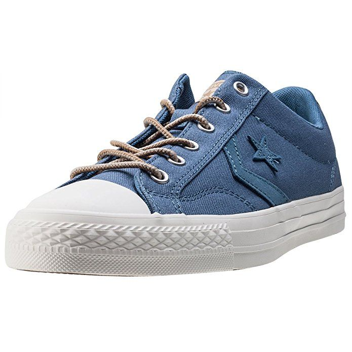 1169bb31bf0747  Affiliate  Converse Star Player Ox Mens Trainers Blue - 11 UK Converse  Star Player