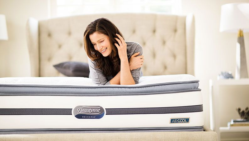 beautyrest recharge a combination of beautyrest pocketed coil technology aircool and