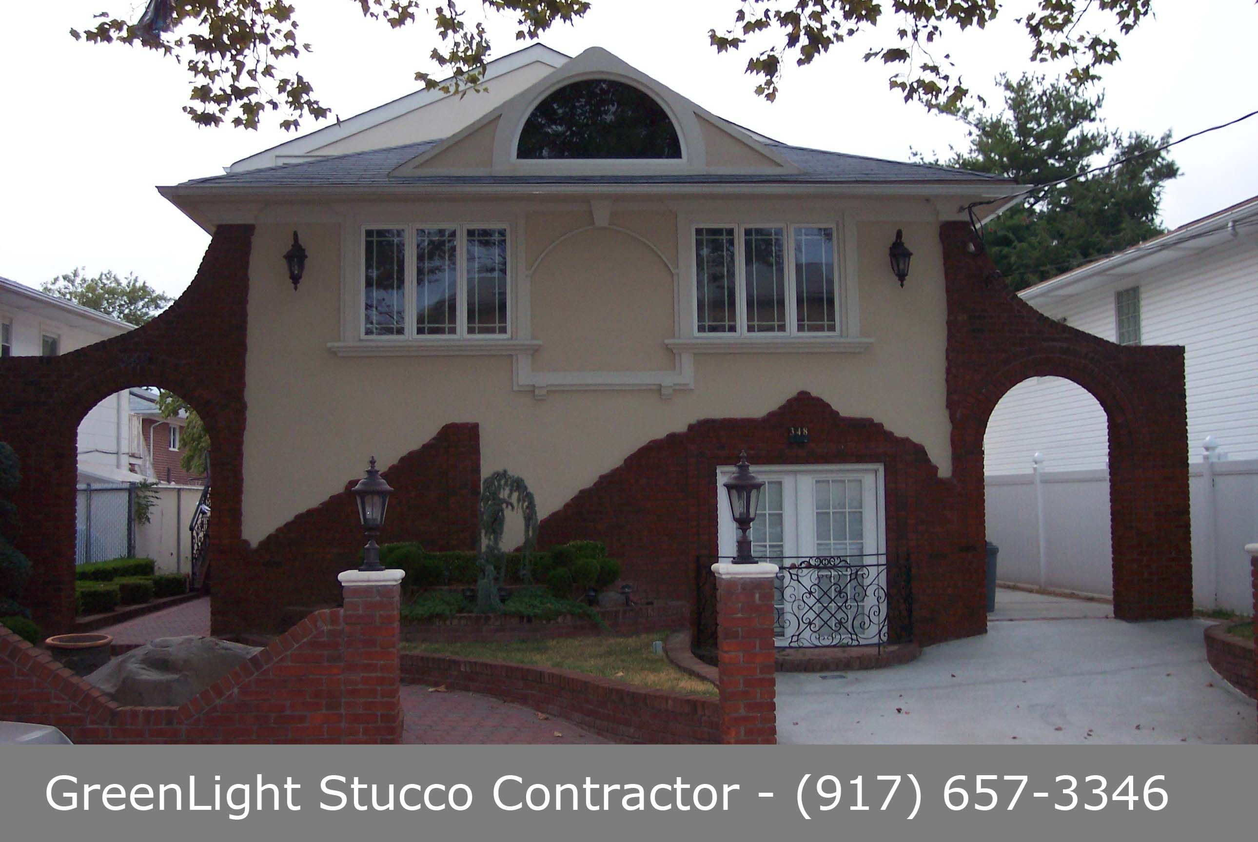 Examples Of Our Stucco Work In NY