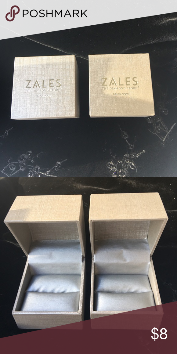 Zales Boxes : zales, boxes, Zales, Boxes, Rings,, Discount, Jewelry,