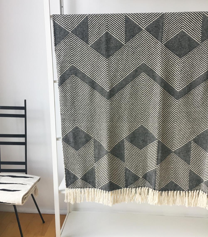 PostTulsi Curtains, Shower curtain, Hookless shower curtain