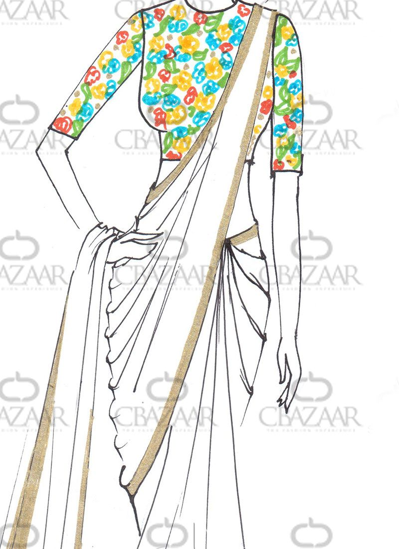 Menlo Park Party Wear Sarees Online Latest Sarees
