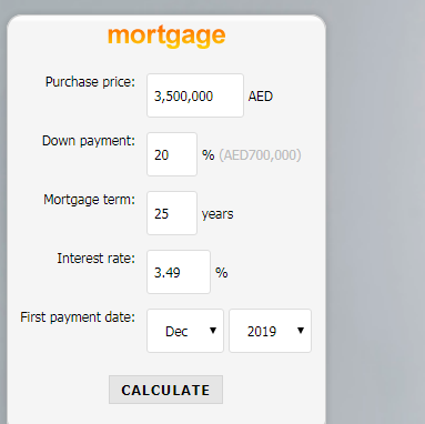 Use Our Mortgage Calculator To Estimate Your Monthly Mortgage