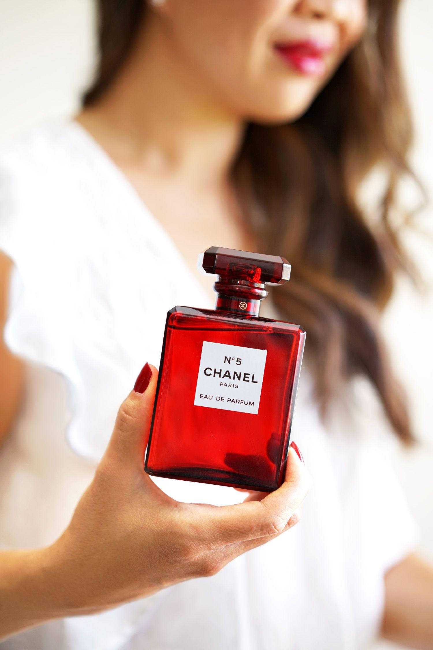 Chanel No. 5 Eau de Parfum Red Edition (With images) Eau