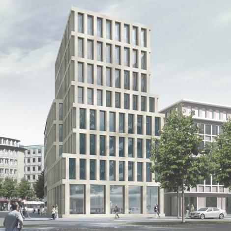 Bremen Architekt max dudler architekt stadthaus bahnhofsstrasse bremen макс