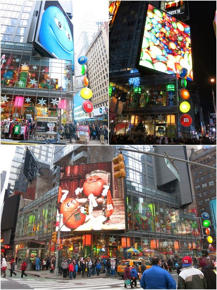 new york mm world times square