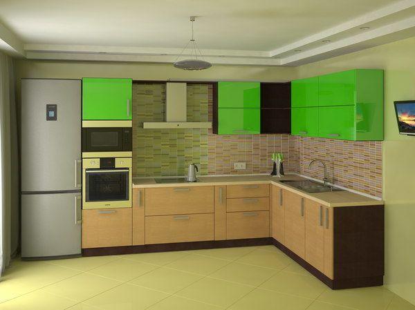 3D Kitchen - 3D Model