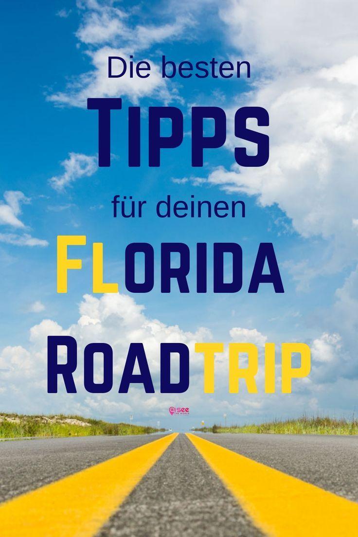 Florida Sehenswürdigkeiten - Unsere Florida Rundreise #travelnorthamerica