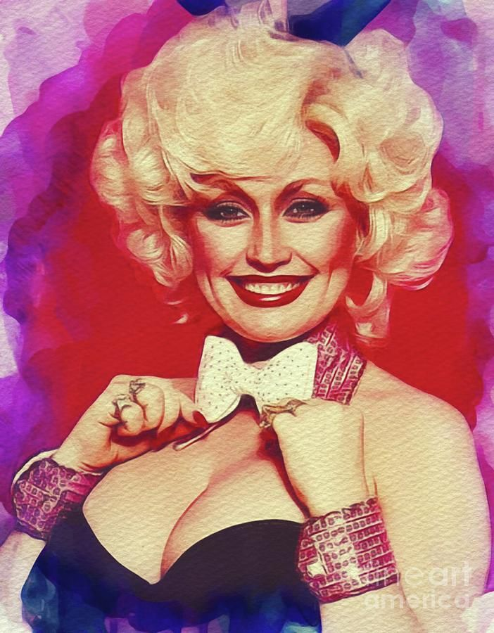 Painting - Dolly Parton, Music Legend by Esoterica Art Agency #affiliate , #Affiliate, #Sponsored, #Parton, #Dolly, #Art, #Music