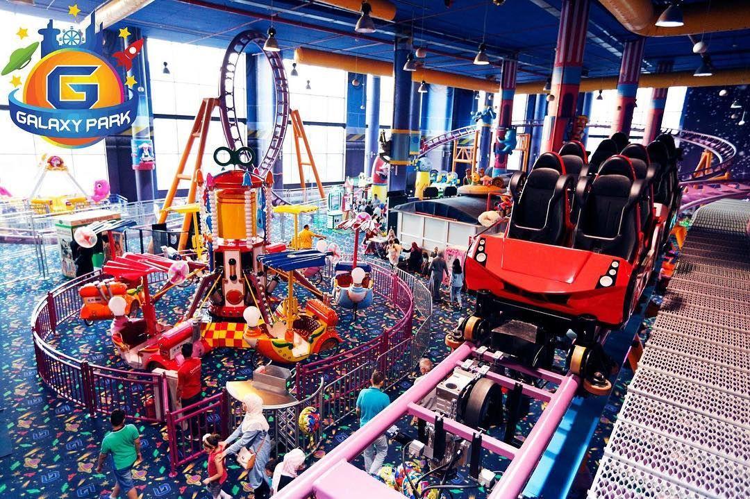 عطلة نهاية اسبوع مليئة بالمرح و السعادة مع جلاكسي بارك Galaxypark Photo Landmarks Times Square