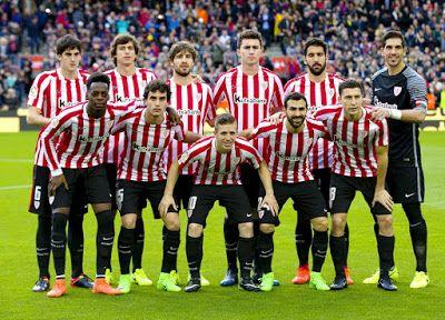Equipos de fútbol  ATHLETIC CLUB DE BILBAO contra Barcelona 04 02 2017 68d08fda8679b