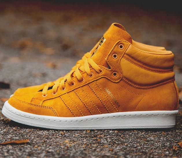 """san francisco 04422 d37cf adidas Originals Americana Hi  88 """"Gold Rod"""""""