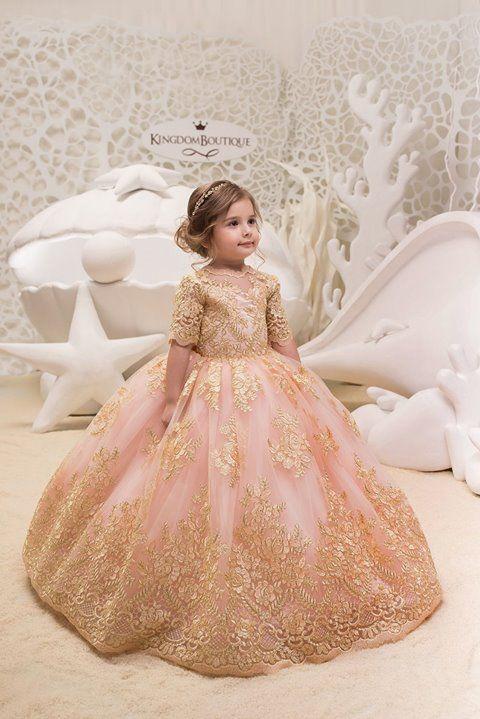 21 061 Vestido Niña Vestidos Para Presentacion Vestidos