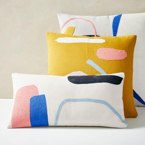 decorative pillows throws west elm