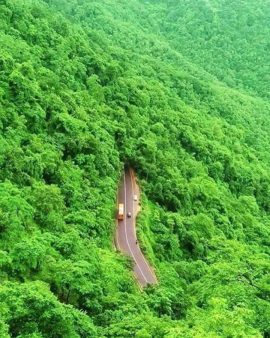 Islamabad Roads: Towards Pir Sohawa, Islamabad. In 2019