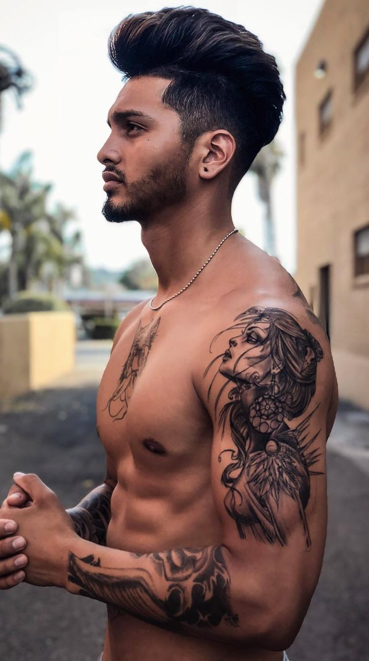 20 trendy tattoo designs for men to get inked in 2019 in