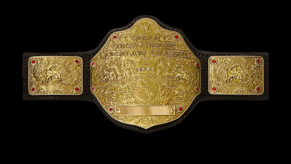 Superstars World Heavyweight Championship Wwe Belts World Championship Wrestling