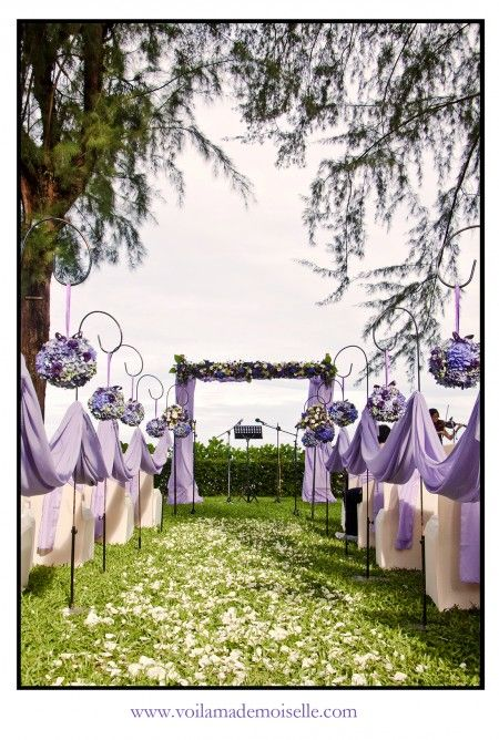 Purple garden beach wedding lone pine penang garden wedding purple garden beach wedding lone pine penang garden wedding decoration junglespirit Images