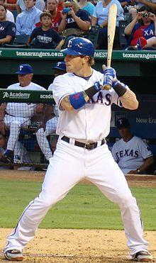 Josh Hamilton Wikipedia The Free Encyclopedia Josh Hamilton Texas Rangers Texas Rangers Baseball