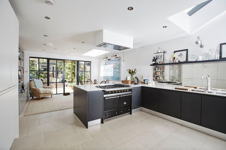 conley&co - london- kitchen extension,bespoke kitchen. hydethorpe