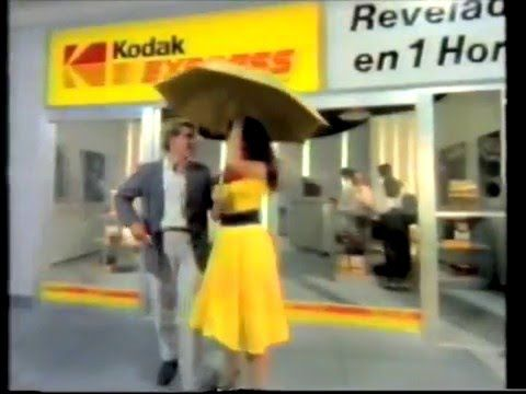 Comercial Kodak Express