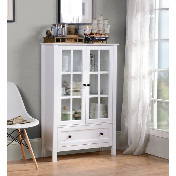 Miranda Standard China Cabinet is part of China Cabinet Organization - Find the perfect spot for all that beautiful dinner ware or those precious breakables that you'd love to have on display  It is the perfect way to keep those irreplaceable items in great condition and not tucked away in a box