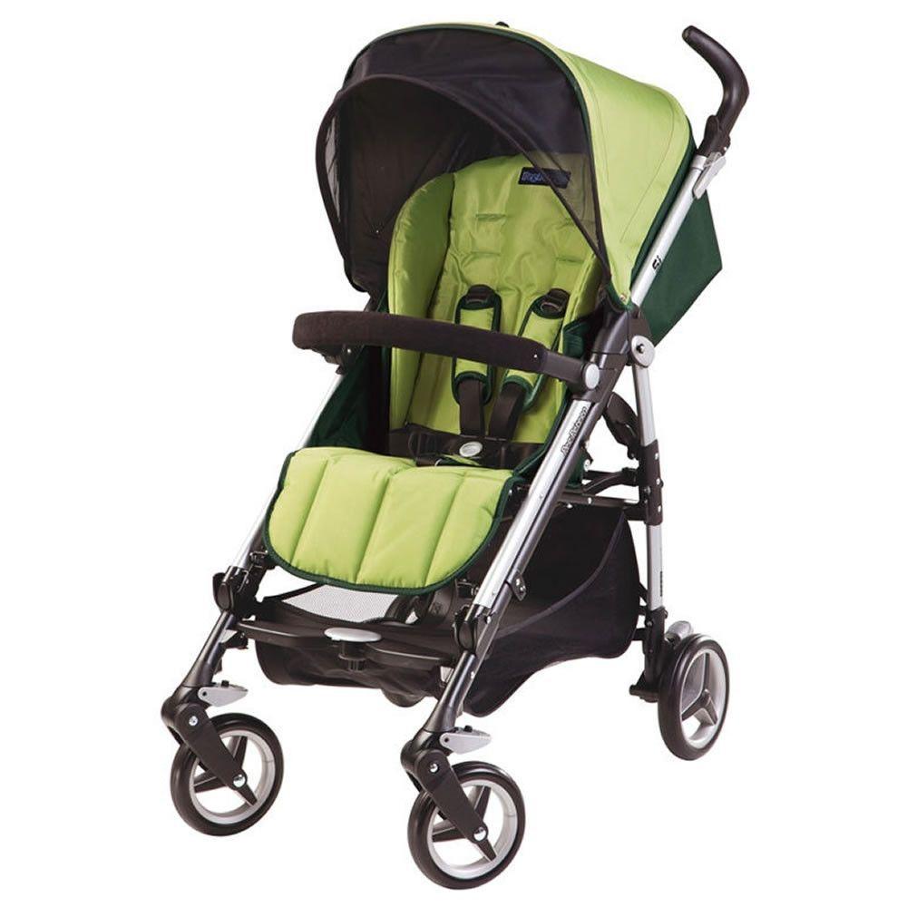 peg perego si stroller green myrto baby gear i love. Black Bedroom Furniture Sets. Home Design Ideas