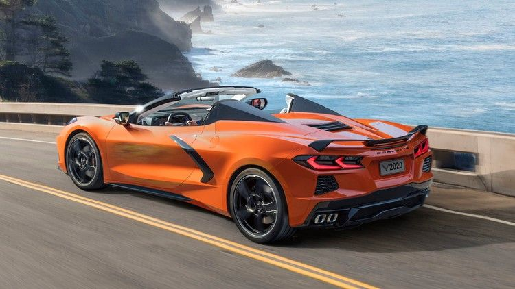 Revealed 2020 Chevrolet Corvette C8 Convertible First Official Photos Info Motortrend Chevy Corvette Chevrolet Corvette Corvette