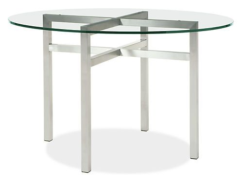 This Is 42 Benson Dining Tables Benson Tables In Stainless