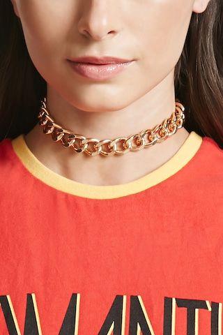 Curb Chain Choker