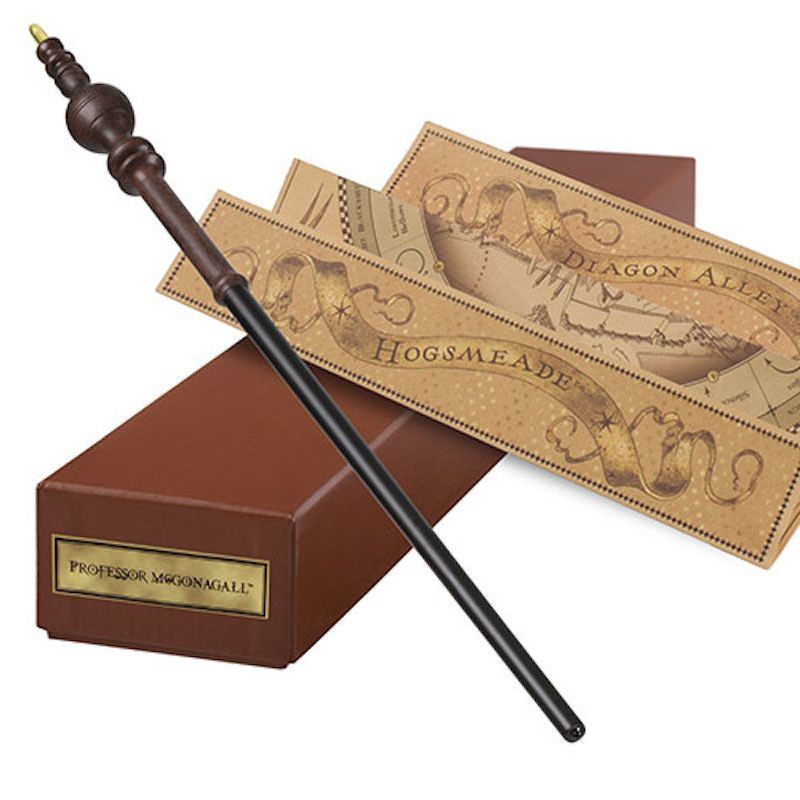 Universal Studios Interactive Professor Mcgonagall Wand Harry Potter New W Box Harry Potter Interactive Wand Harry Potter Wand Harry Potter Professors