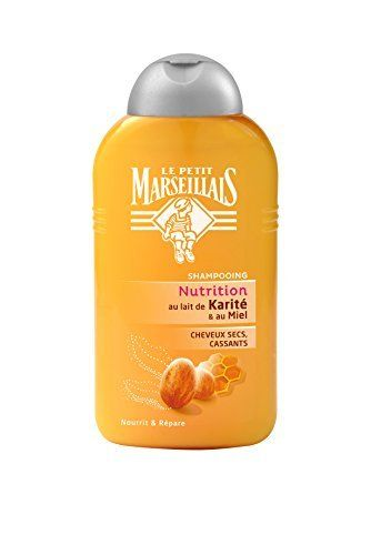 Le Petit Marseillais – Shampooing Cheveux Secs, Abîmés / Cassants Karité – Miel Flacon 250 ml – Lot de 3: Frequently Bought Together * + *…